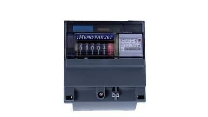 Счетчик электроэнергии Incotex Меркурий 201.2, однофазный