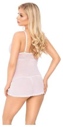 Сорочка ночная и трусики Softline Collection, Cheryl, белый, M/L 187727