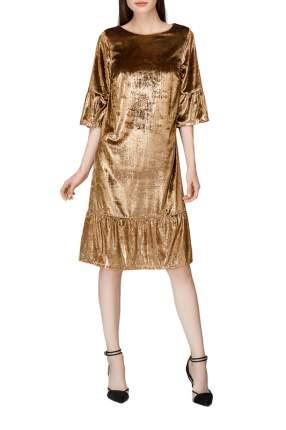 Платье женское Helmidge 7804 коричневое 24 UK