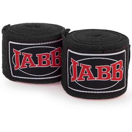 Боксерские бинты Jabb JE-3030 3,5 м черные
