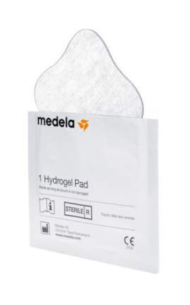 Подушечки гидрогелевые Medela стерильные 4 шт.