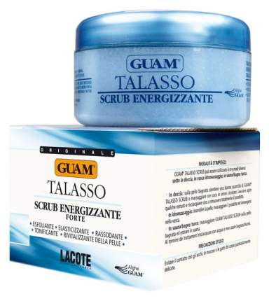 Скраб для тела GUAM Energizzante Scrub Talasso 420 г