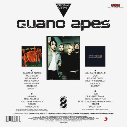 Guano Apes Original Vinyl Classics: Don't Give Me Names + Walking On A Thin Line (2LP)