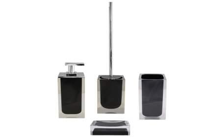 Дозатор для жидкого мыла Colours черный