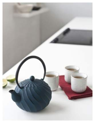 Заварочный чайник Beka 16409194 Синий