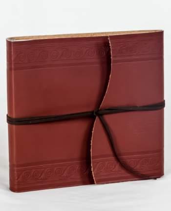Фотоальбом с мягкой обложкой из эко-кожи, 200 фото 10х15 см, кармашки, подарочный кейс