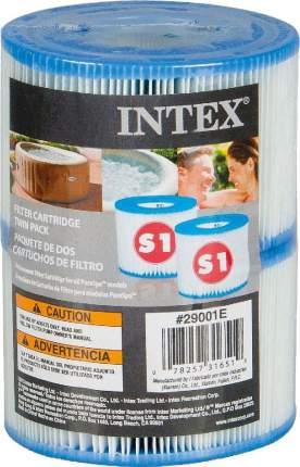 Набор сменных фильтр-картриджей (s1) 2 шт, для джакузи intex, арт, 29001-, Интекс