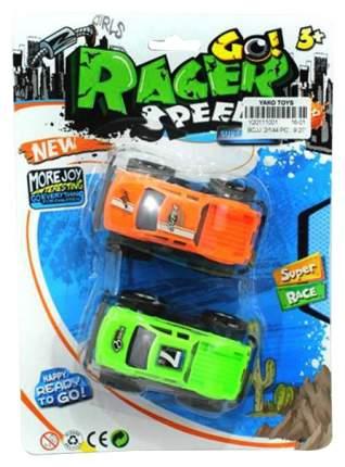 Набор инерционных джипов Yako Toys Racer Speed, 2 шт.