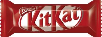Молочный шоколад Kit Kat с хрустящей вафлей 169 г
