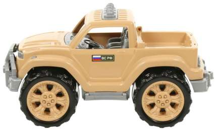 Машинка игрушечная Полесье Легион сафари №1 75611
