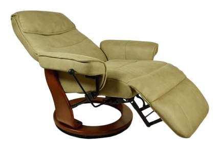 Кресло для гостиной Duorest 103х82х150 см, коричневый/зеленый