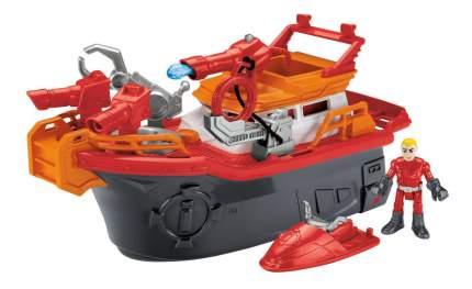 Пожарная лодка Imaginext