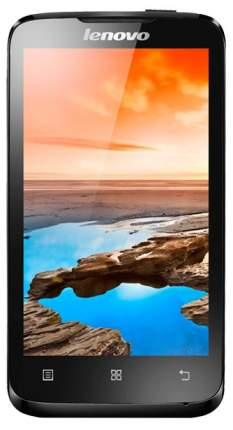 Смартфон Lenovo A316i Black