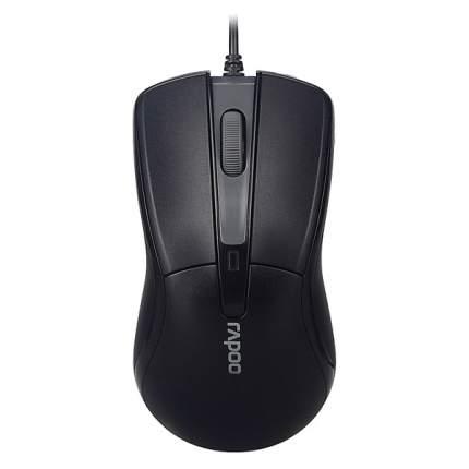 Проводная мышка Rapoo N1162 Black