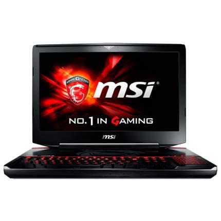 Ноутбук игровой MSI GT80S 6QF-076RU