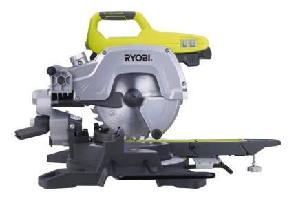 Сетевая торцовочная пила Ryobi EMS216L COMPSLID MITRESAW EU 5133001197