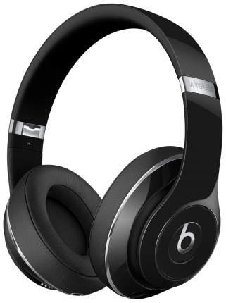 Беспроводные наушники Beats by Dr. Dre Solo2 Wireless Gloss Black (MP1F2ZE/A)