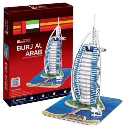 Пазл Cubic Fun 3D C065h Бурж эль Араб (Дубаи)