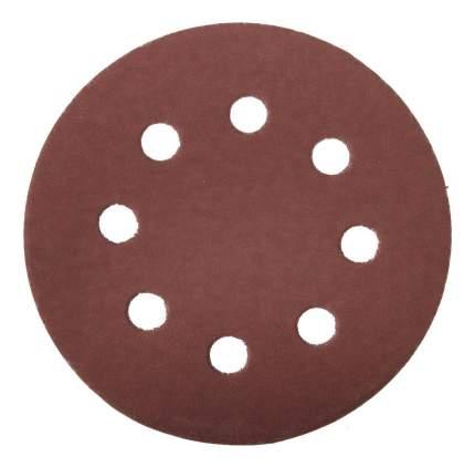 Круг шлифовальный универсальный для эксцентриковых шлифмашин Зубр 35562-125-600