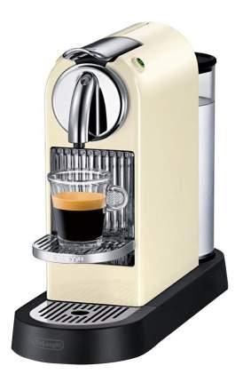 Кофемашина капсульного типа Nespresso Delonghi EN 166,CW