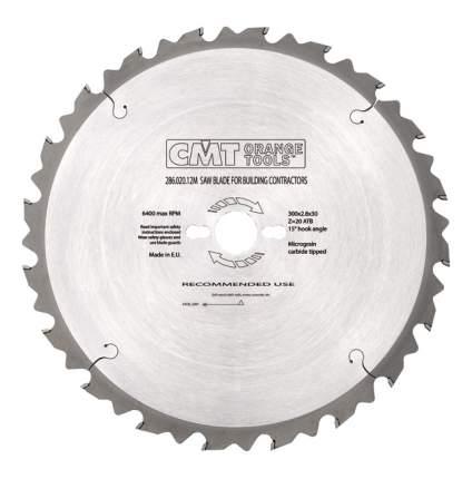 Диск по дереву для дисковых пил CMT 286.036.20M