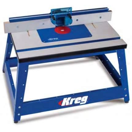 Фрезерный мини столик для гравера KREG PRS2100