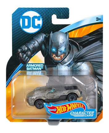 Машинка Hot Wheels Armored Batman DKJ66 FDB04