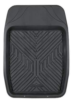 Коврик в салон автомобиля Autoprofi (TER-150f BK)