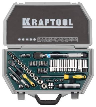 Набор торцевых головок Kraftool 27975-H49