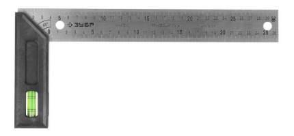 Угольник столярный Зубр 34397-30