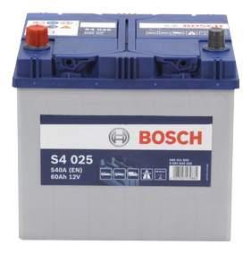 Аккумулятор автомобильный автомобильный Bosch S4 Silver 0 092 S40 250 60 Ач