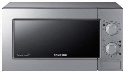 Микроволновая печь соло Samsung ME81MRTS silver