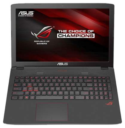 Ноутбук игровой ASUS GL552VW-CN479T 90NB09I3-M05660