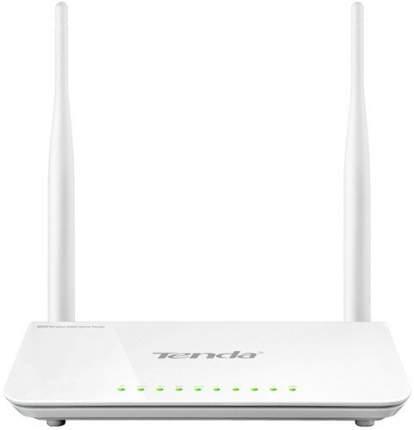 Wi-Fi роутер Tenda F300 White