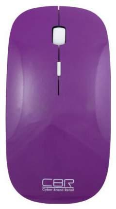 Беспроводная мышка CBR CM 700 Violet