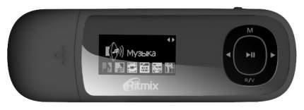 Плеер MP3 Ritmix RF-3450 черный 4Gb