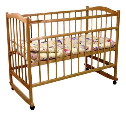 Кровать-качалка детская Фея 204 медовая