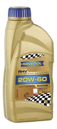 Моторное масло Ravenol RHV Racing High Viscosity SAE 20W-60 1л