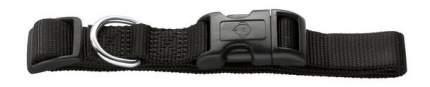 Ошейник Hunter Smart Ecco M, обхват шеи 35-53 см, чёрный