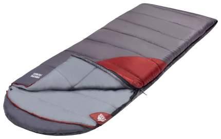 Спальный мешок Trek Planet Dreamer Comfort красно-серый, правый
