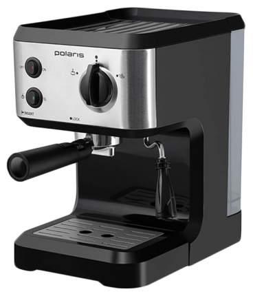 Рожковая кофеварка Polaris PCM 1517AE Black