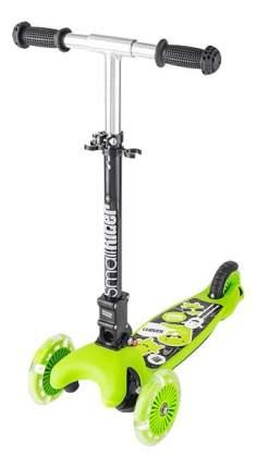 Самокат трехколесный Small Rider Randy Flash 1182662 зеленый