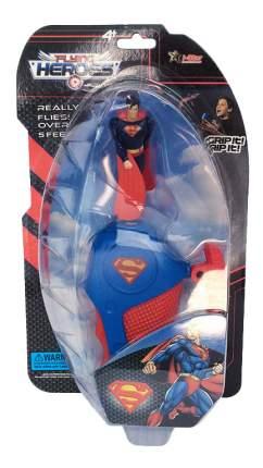 Superman Летающий герой мини в наборе с запускающим устройством, 15,8х6х27см