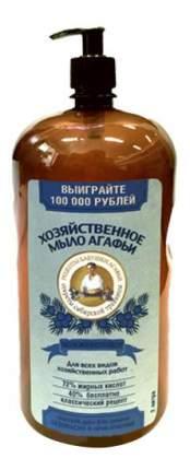 Хозяйственное мыло Рецепты бабушки Агафьи можжевеловое 2000 мл