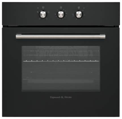 Встраиваемый электрический духовой шкаф Zigmund & Shtain EN 106.511 B Черный