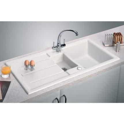 Мойка для кухни керамическая Blanco PRION 6 S 514811 белоснежный