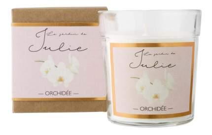 Ароматическая Le Jardin de Julie свеча Орхидея VV008ORLJ
