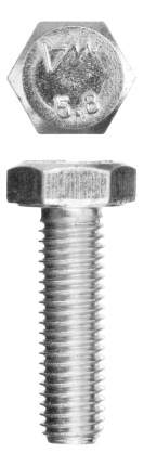 Болт Зубр 303080-10-020 M10x20мм, 5кг