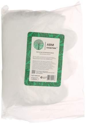 Перчатки для уборки АВМ-Пластик Полиэтиленовые одноразовые M 100 шт
