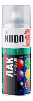 Лак акриловый универсальный KUDO KU9002 глянцевый 520 мл